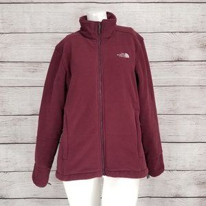 The North Face M Polartec Classic Zip up Jacket